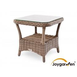 "Плетеный кофейный стол ""Geneva"" 45х45 см"