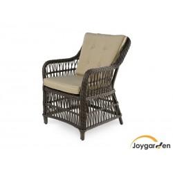 """Плетеное кресло """"Cannes"""", обеденное"""