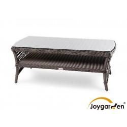 """Плетеный кофейный стол """"Cannes"""" 120х60 см"""