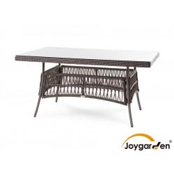 "Плетеный стол ""Cannes"" 150х90 см"