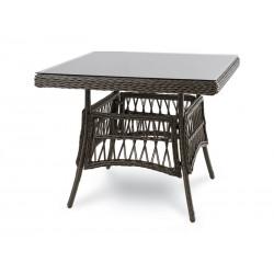 "Плетеный стол ""Cannes"" 90х90 см"