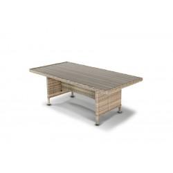 """Плетеный стол  """"Цесена"""" 200х100 см"""