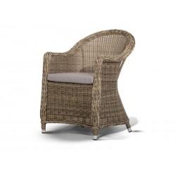 """Плетеное кресло  """"Равенна"""" натуральное"""