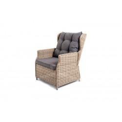 "Плетеное кресло ""Форио"" регулируемое"