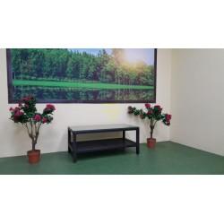 Плетеный кофейный стол «Acoustic» 120х60 см
