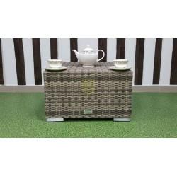 Плетеный кофейный стол «Barbados»  60х60 см.