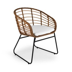 "Плетеное кресло ""Covelo"", обеденное"