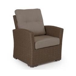 """Плетеное кресло """"Ashfield"""" beige"""