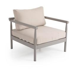 """Кресло из алюминия """"Muro"""""""