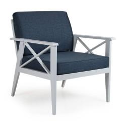 """Кресло из алюминия """"Sottenville"""""""