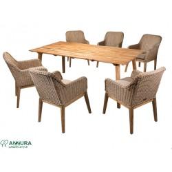 """Плетеная мебель """"Coco&Andorra"""""""