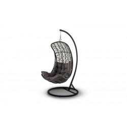 """Подвесное кресло """"Виши"""", цвет коричневый"""