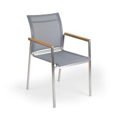 """Кресло """"Hinton"""" из текстилена"""