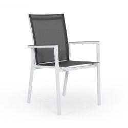 """Кресло """"Avanti"""" из алюминия и текстилена, цвет 4711-50-7"""