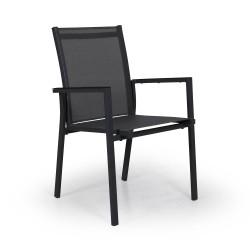 """Кресло """"Avanti"""" из алюминия и текстилена, цвет 4711-72-7"""