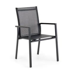 """Кресло """"Avanti"""" из алюминия и текстилена, цвет 4711-8-8"""