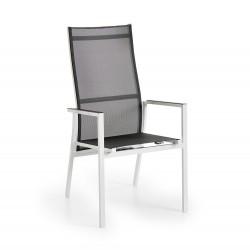 """Кресло """"Avanti"""" позиционное из алюминия и текстилена, цвет 4712-50-7"""