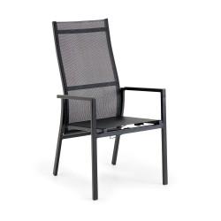 """Кресло """"Avanti"""" позиционное из алюминия и текстилена, цвет 4712-72-7"""