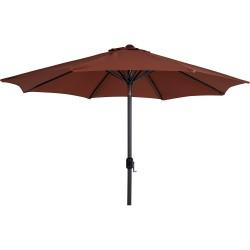 """Зонт """"Cambre"""", диаметр 300, купол паприка"""