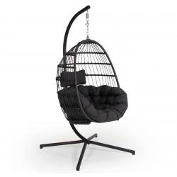 """Подвесное кресло """"Illora"""" из алюминия"""