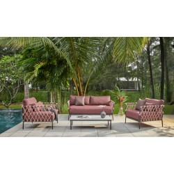 """Садовая мебель """"Marrakesh"""", цвет красный"""