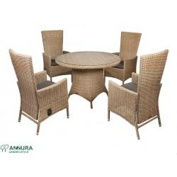 """Плетеная мебель """"Capri & Riccione"""""""