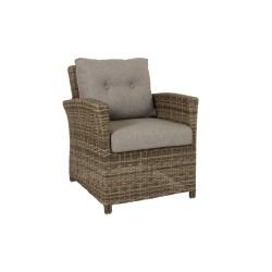 "Плетеное кресло ""Soho"" rustic"