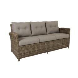 """Плетеный диван """"Soho"""" rustic"""