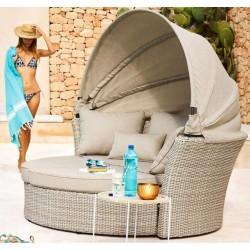 """Плетеный диван-кровать """"AFM-325 Beige"""""""