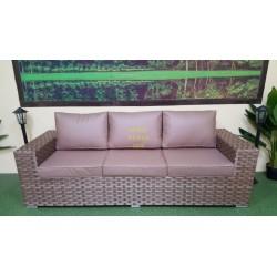 Плетеный диван «Cinzano» beige