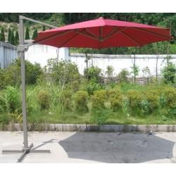 """Зонт садовый GardenWay """"Miami"""" бордовый"""
