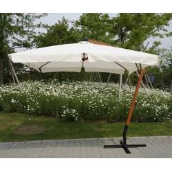 """Зонт садовый GardenWay """"Madrid"""" кремовый"""
