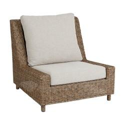 "Плетеное лаунж-кресло ""Sandkorn"""