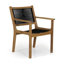"""Кресло из тика """"Agios"""""""