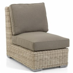 """Угловой диван """"Vallejo"""" beige, центральный модуль"""