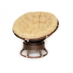 Кресло Papasan цвет коричневое