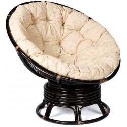 Кресло Papasan черное
