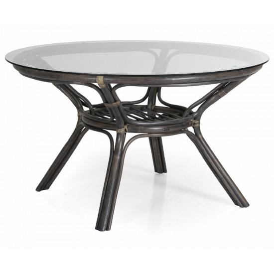 Журнальный столик Kubor grey, 60 см