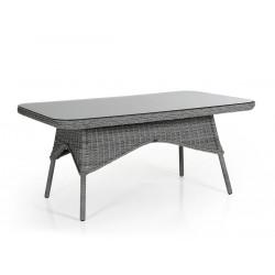 """Обеденный стол """"Evita grey"""" 150*90"""