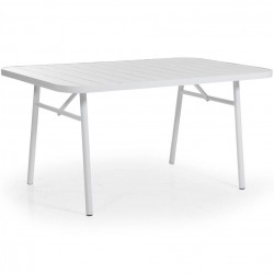 Стол Carnac white, 162х90 см
