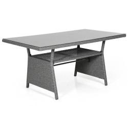 """Стол  """"Soho grey"""" 143х86"""