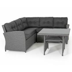 """Мебель из ротанга """"Soho"""" grey"""