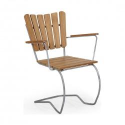 Кресло из тика 56:AN natural