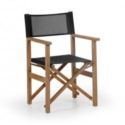 """Раскладное кресло из тика """"Drama"""""""