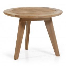 "Стол из тика ""Kastos"", d60 см"