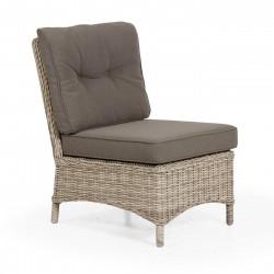 """Угловой диван """"Pago"""" beige, средняя секция"""