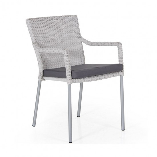 Кресло Rozewille white