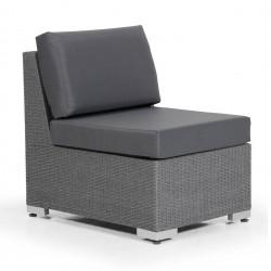 "Средняя секция углового дивана ""Sedona"" grey"