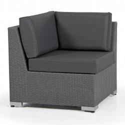 """Угловая секция дивана """"Sedona"""" grey"""
