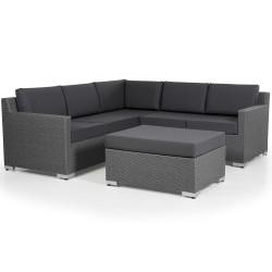 """Комплект плетеной мебели """"Sedona"""" grey"""
